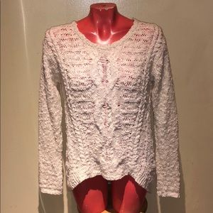 Anthropologie - Moth sweater tunic top shirt blous